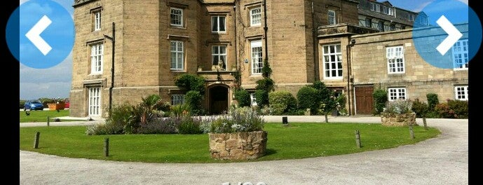 Leasowe Castle Hotel is one of Posti che sono piaciuti a Carl.