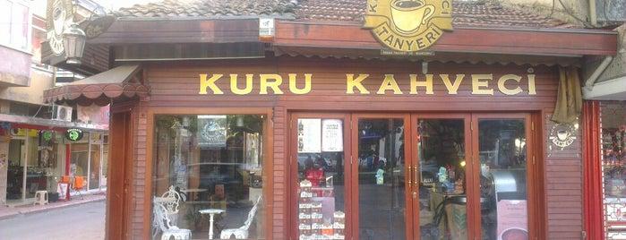 Tanyeri Kuru Kahveci is one of สถานที่ที่บันทึกไว้ของ Dr.Emrullah.