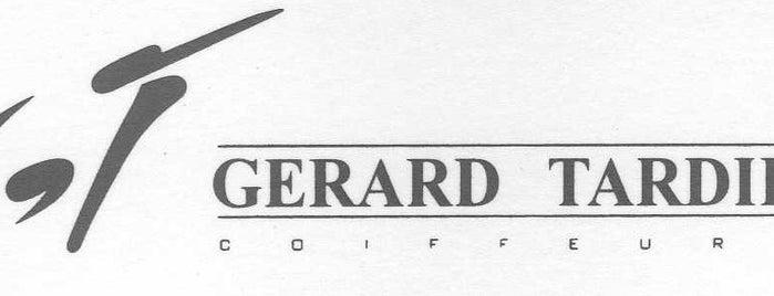 Gerard Tardif is one of Tempat yang Disukai María.