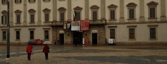 Palazzo Reale is one of arte e spettacolo a milano.