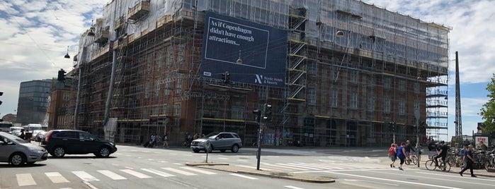 Post Danmark HQ is one of Around The World: Europe 1.