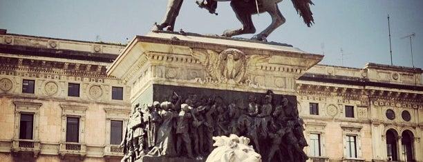 Monumento A Vittorio Emanuele II is one of Şakir'in Beğendiği Mekanlar.