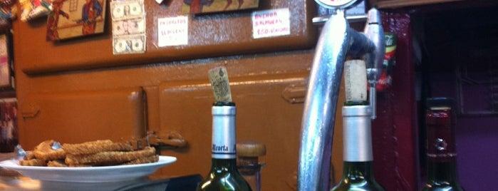 Bar Texas is one of Nueve buenos bares de tapas en Zaragoza.