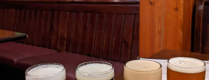 Wild Onion Brewery & Banquets is one of Breweries to Visit in Lake County.