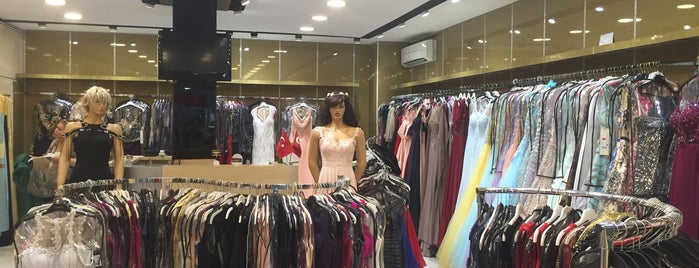Govend Abiye is one of Antalya Shopping.
