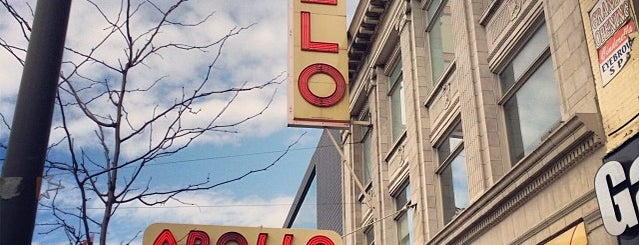 Apollo Theater is one of New York City.