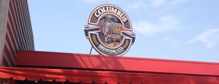 CBC Restaurant is one of Breweries.