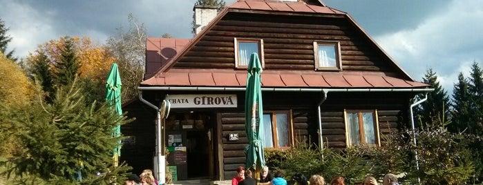 Horská chata Gírová is one of Turistické chaty SK, CZ, PL.