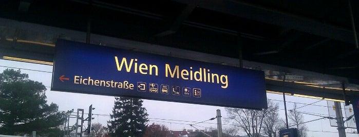Bahnhof Wien Meidling is one of The #AmazingRace 23 travel map.