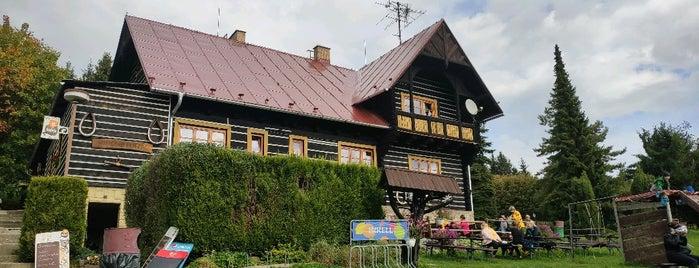 Horská chata Studeničné is one of Turistické chaty SK, CZ, PL.