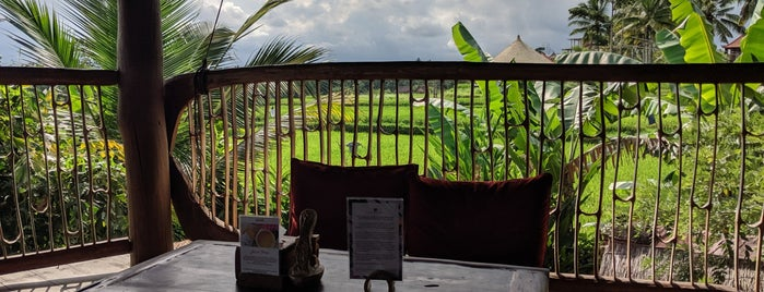 Dragonfly Cafe is one of bali.