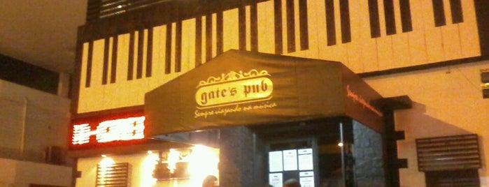 Gate's Pub is one of Distrito Federal - Comer, Beber.