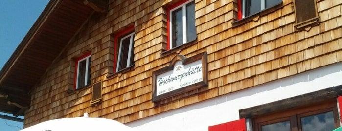 Hochwurzenalm is one of Eats: Austria.