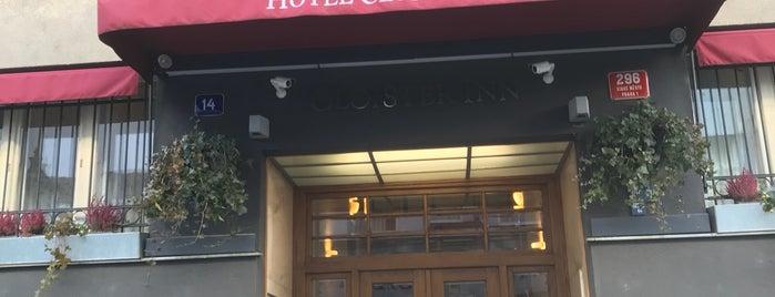 Cloister Inn Hotel is one of Tempat yang Disukai Talha.