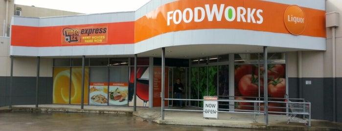 Foodworks is one of Matthew : понравившиеся места.