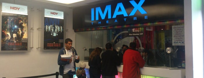 IMAX Procinal is one of visitados.