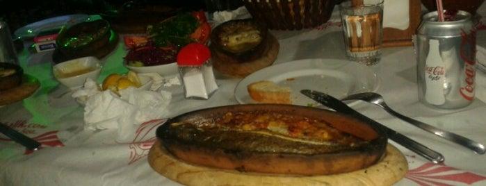 Akasya Alabalık is one of Gidilesi yerler :).