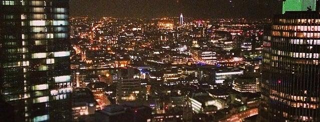 SUSHISAMBA is one of Grouper Loves London.