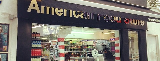 American Food Store is one of USA in London.