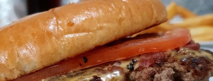 American Burger Bar is one of Restaurants & Imbisse.