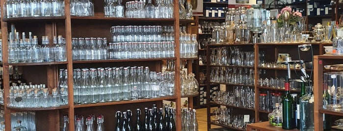 Bottles & Glashaus is one of Minga (shopping).