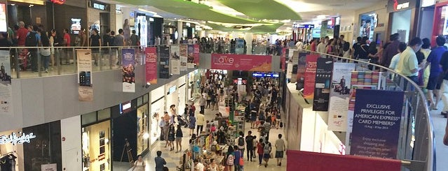 VivoCity is one of Where to go in Singapore.