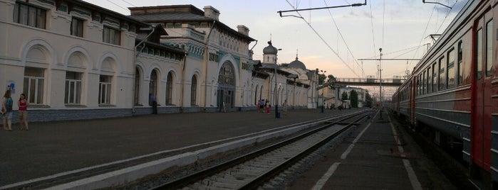 Буй is one of Города Костромской области.