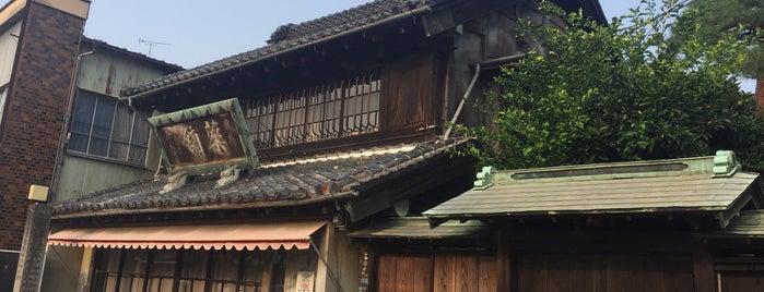 朝日屋 原薬局 is one of 東上線方面.