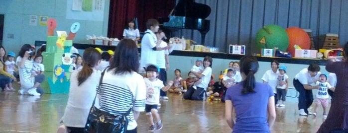 Shiki Daini Elementary School is one of 東上線方面.
