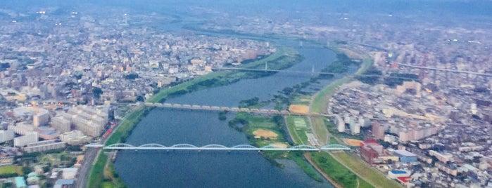 淀川ゴルフクラブ is one of 淀川探訪.