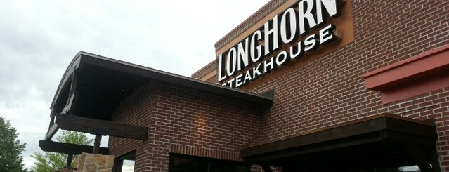 LongHorn Steakhouse is one of Delicious Food.