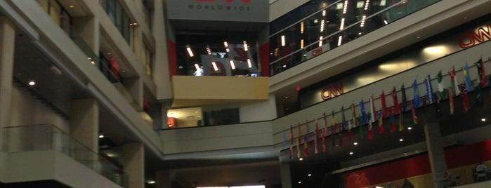 CNN Center is one of Atlanta.