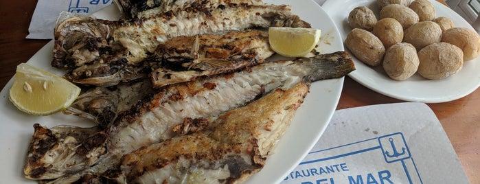 Restaurante Casa del Mar is one of La Palma.