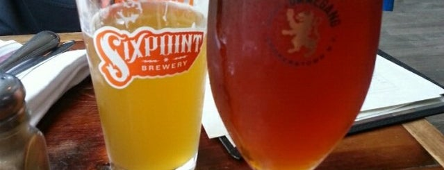 Cooper's Craft and Kitchen is one of NYC Good Beer Passport (2014).