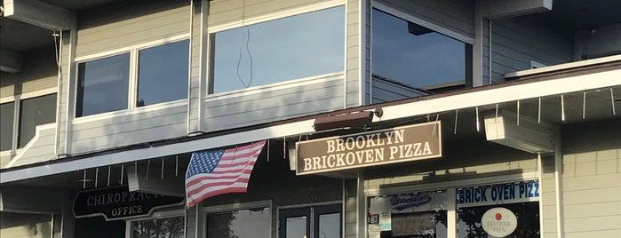 Brooklyn Brick Oven Pizza is one of Manhattan Beach.