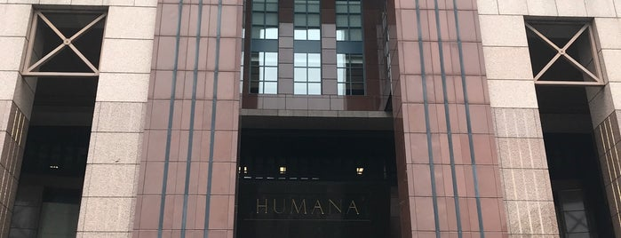 Humana is one of work.