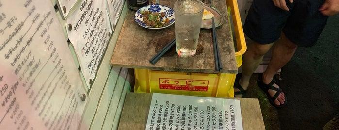 立呑み 千吉良屋 is one of Boya : понравившиеся места.