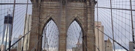Brooklyn Bridge Anchorage is one of Felipe'nin Beğendiği Mekanlar.