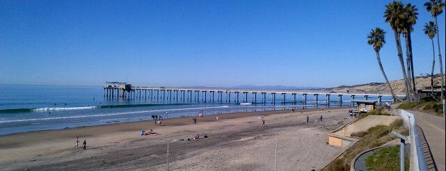 Scripps Beach is one of San Diego, California.