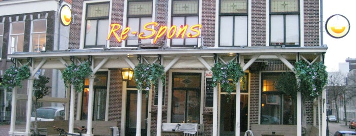Café Re-Spons is one of Holanda.