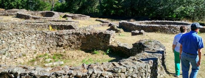Castro de Cibdá de Borneiro is one of Costa da Morte en 2 días.