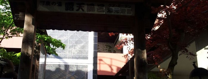 クア・ガーデン露天風呂 is one of 訪れた温泉施設.