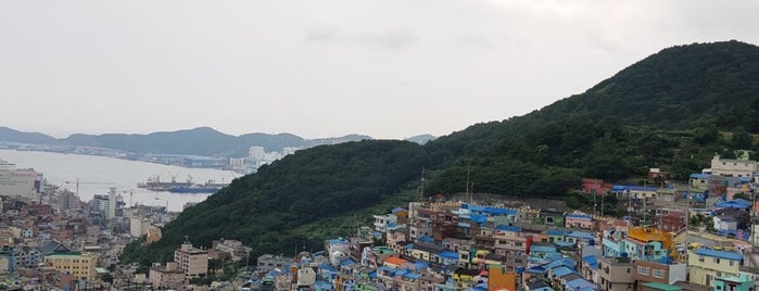 Gamcheon Culture Village is one of Korea Trip 2019.
