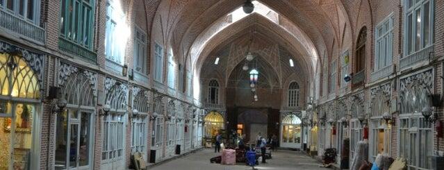 Mozzafariyeh Market | تيمچه مظفريه is one of Iran - Tabriz.