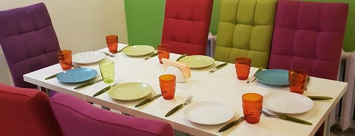 Kukuruku is one of АСТАНА: Семейные рестораны / Child-friendly.