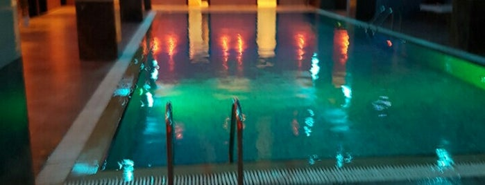 Renaissance is one of SPA centers of Astana.