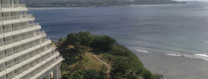 Sheraton Laguna Guam Resort is one of The vest hotel.
