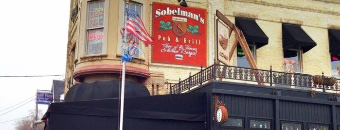 Sobelman's Pub & Grill is one of 2015 Milwaukee Bars.