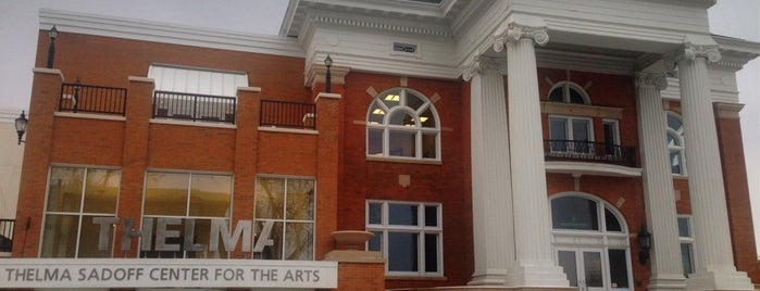 Thelma Sadoff Center for the Arts is one of My USA⭐.