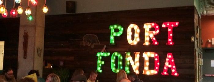 Port Fonda is one of 2015 Restaurant Week.